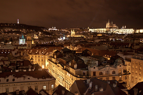 Vol Paris Prague pas cher ds 1AR - Billets d avion sur vols
