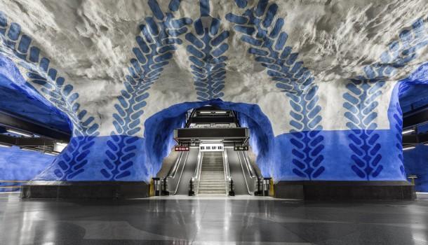 T-Centralen T-bana Station