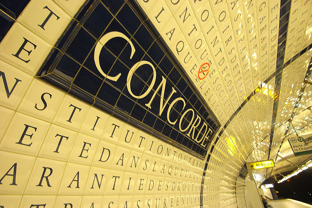 Concorde station