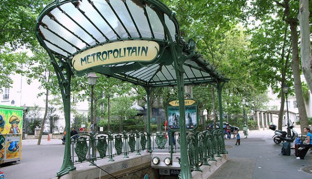 station abbesses